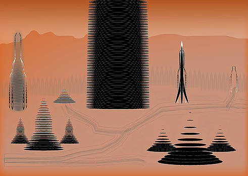 Cone City by Kevin McLaughlin