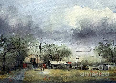 Cone Farm by Tim Oliver