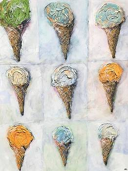 Cones by Todd Gutmann