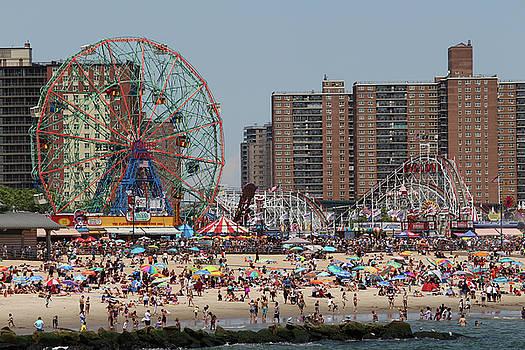 Coney Island by Jessica Stiles