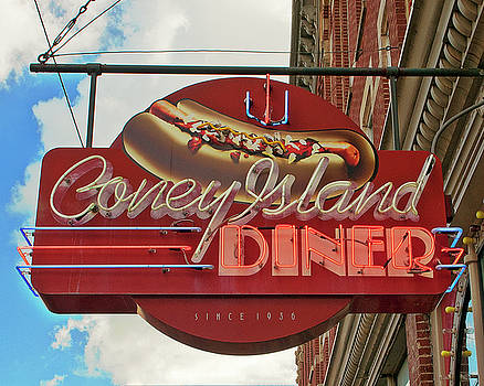Coney Island by John Remy