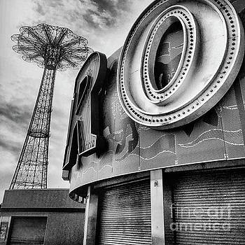 Coney Island USA by HD Connelly