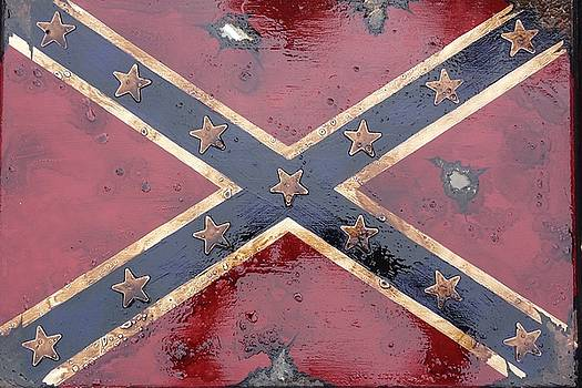 Confederate flag  by Ana's Jazzy art