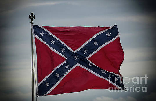 Dale Powell - Confederate Flag