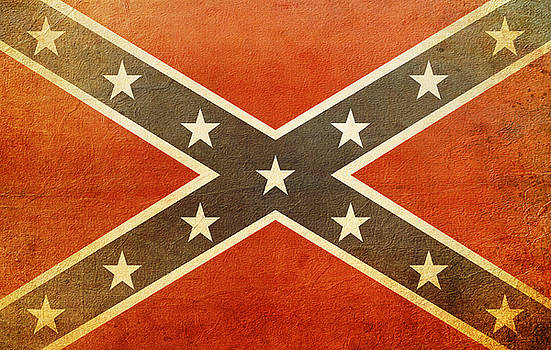 Confederate Flag  by Southern Tradition