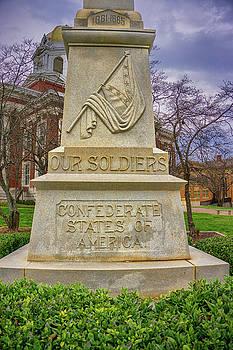 Confederate State by Dennis Dugan