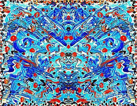 Confetti Dreams by Diamante Lavendar