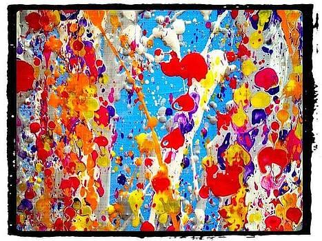 Confetti  by Kyler Barnes