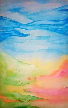 Confluence Part Two by Madina Kanunova