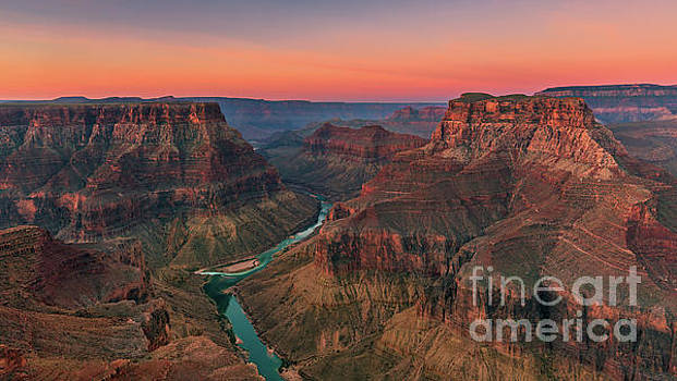 Confluence Point, Grand Canyon N.P, Arizona by Henk Meijer Photography