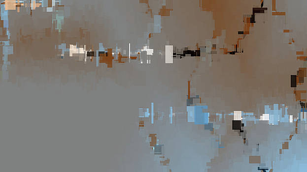 Confused Abstract by Philip A Swiderski Jr