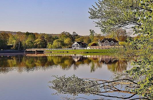 Congers Lake by Thomas McGuire