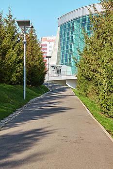Congress Hall in Ufa by Azat KhayrutdiCongress Hallnov