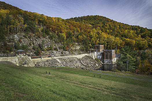 Conklingville Dam by Ray Summers Photography
