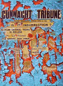 Connacht Tribune 1916 by Tomas OMaoldomhnaigh