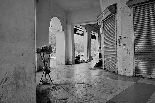 Connaught Place by Im
