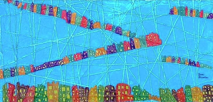 Connect City by Isaac Alcantar