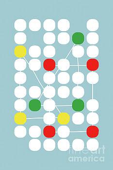 Benjamin Harte - Connected abstract 2