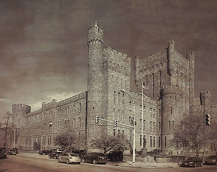 Connecticut Street Armory 11849 by Guy Whiteley