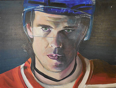 Connor McDavid by Toblerusse