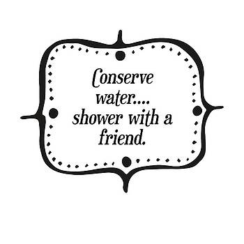 Randi Kuhne - Conserve Water Shower with a Friend