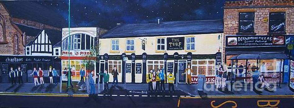 Consett Front St, The Turf by Neal Crossan