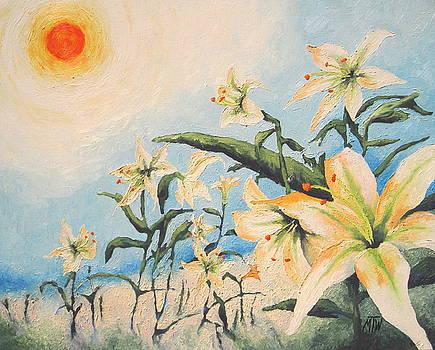 Consider the Lilies by Marlene Tays Wellard
