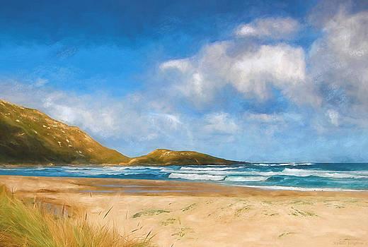 Michelle Wrighton - Conspicuous Cliff Beach Denmark Western Australia