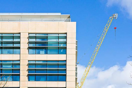 Construction by Tom Gowanlock