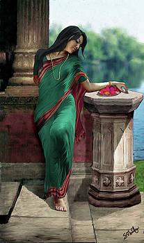 Contemplating by Shreeharsha Kulkarni