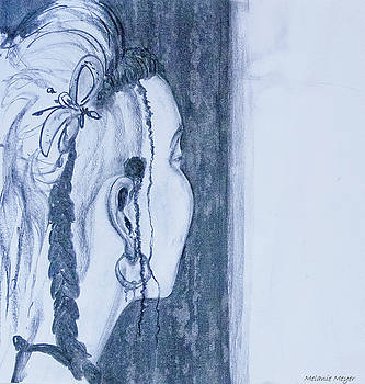 Contemplation 02 by Melanie Meyer