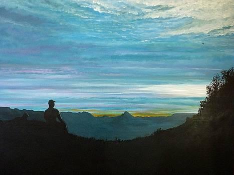 Contemplation by Paul Horton