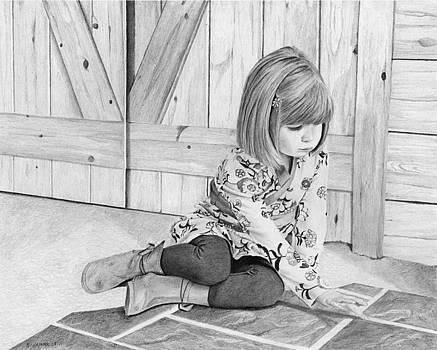 Contemplation by Sandra Weiner