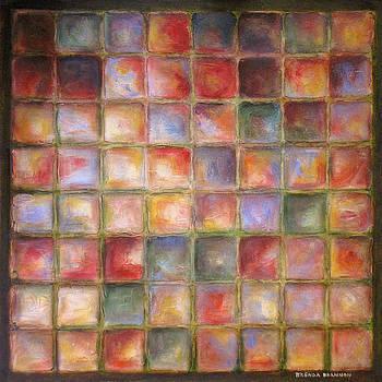 Contemporary Squares by Brenda Brannon