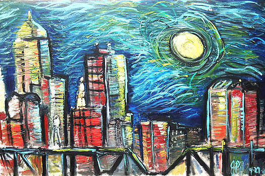 Jon Baldwin  Art - Continuation