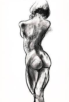 Contra Posta Female Nude by Roz McQuillan