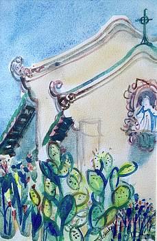 Convent by Virginia Vovchuk
