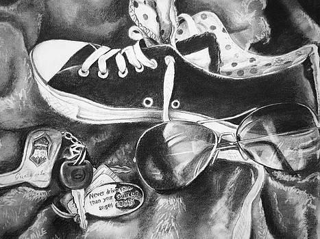 Converse and Keys by Emily Maynard