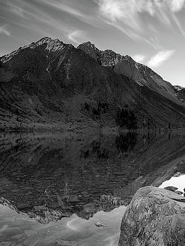 Convict Lake by Chris Morrison