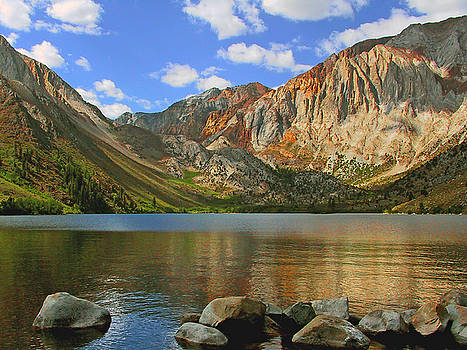 Convict Lake by Tom Kidd
