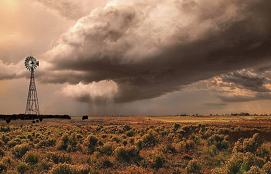 Conway Storm Front by Scott Cordell