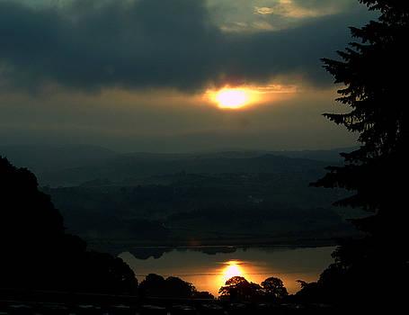 Conwy Sunrise II by Gary Rowlands