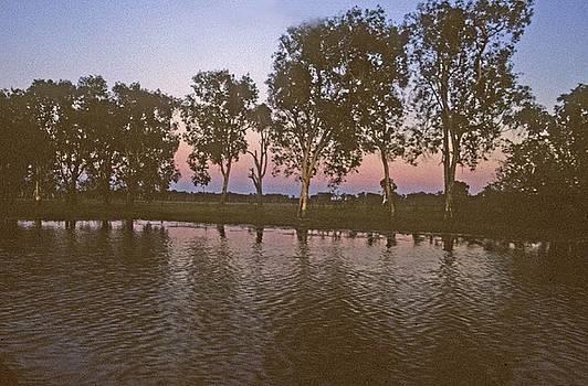 Gary Wonning - Cooinda Northern Territory Australia
