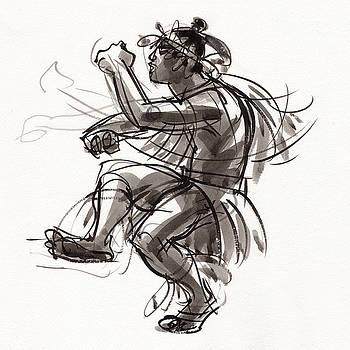 Judith Kunzle - Cook Islands Male Dancer