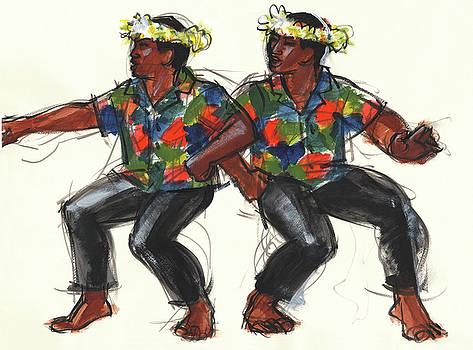 Judith Kunzle - Cook Islands Ute Dancers
