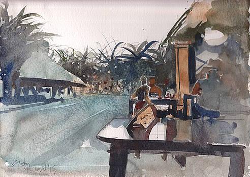 Cook Shops Hoi Ann by Gaston McKenzie