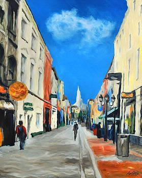 Cook Street   Cork Ireland by Anne Marie ODriscoll