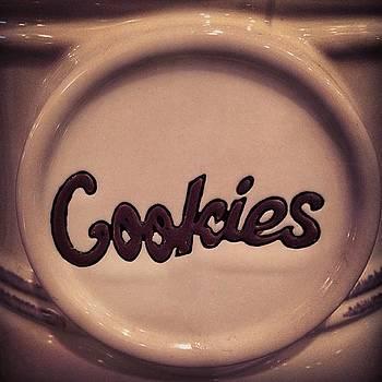 #cookies #dessert #cookiejar by S Foglietta