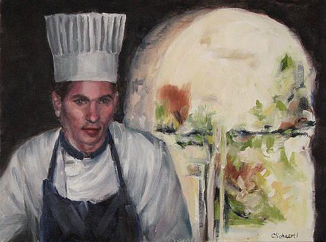 Cook's Passage by Connie Schaertl