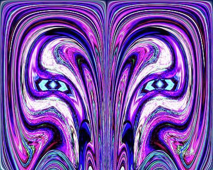 Cool Animal Spirit #050 by Barbara Tristan
